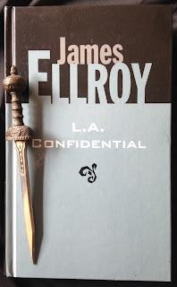 Portada del libro L. A. Confidential, de James Ellroy