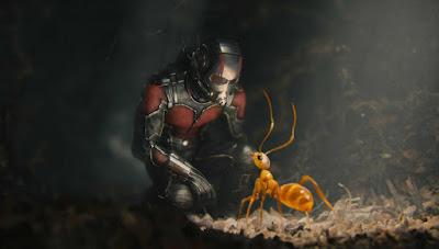 Ant-Man y la hormiga