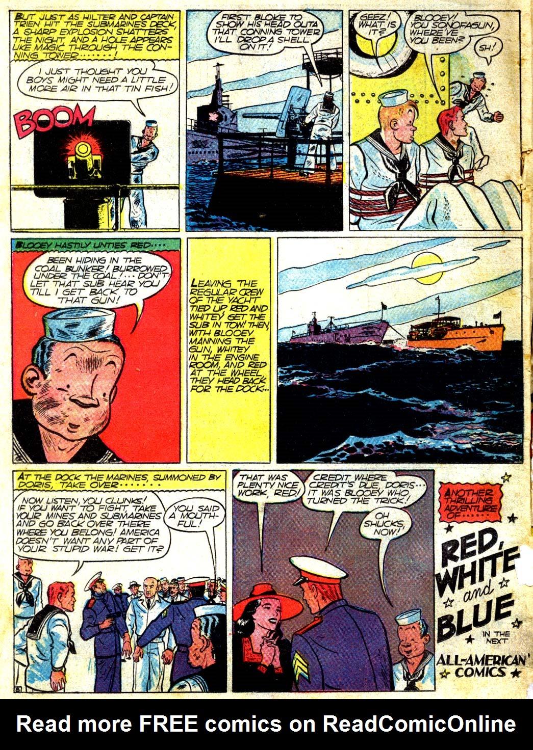 Read online All-American Comics (1939) comic -  Issue #15 - 65