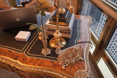 โต๊ะทำงานโดนัล ทรัมป์