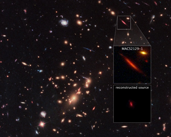 New Discovery Confounds Galactic Evolution Ideas
