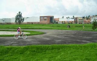 Parque Metropolitano de Fontibón
