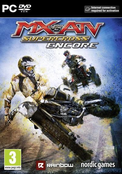 โหลดเกมส์ Pc MX VS. ATV SUPERCROSS ENCORE