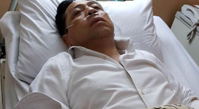 'Kalau tidak cepat dirawat di Singapura, Setya Novanto bisa lupa ingatan'