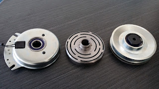 How Does an Electric Lawn Mower Clutch Perform
