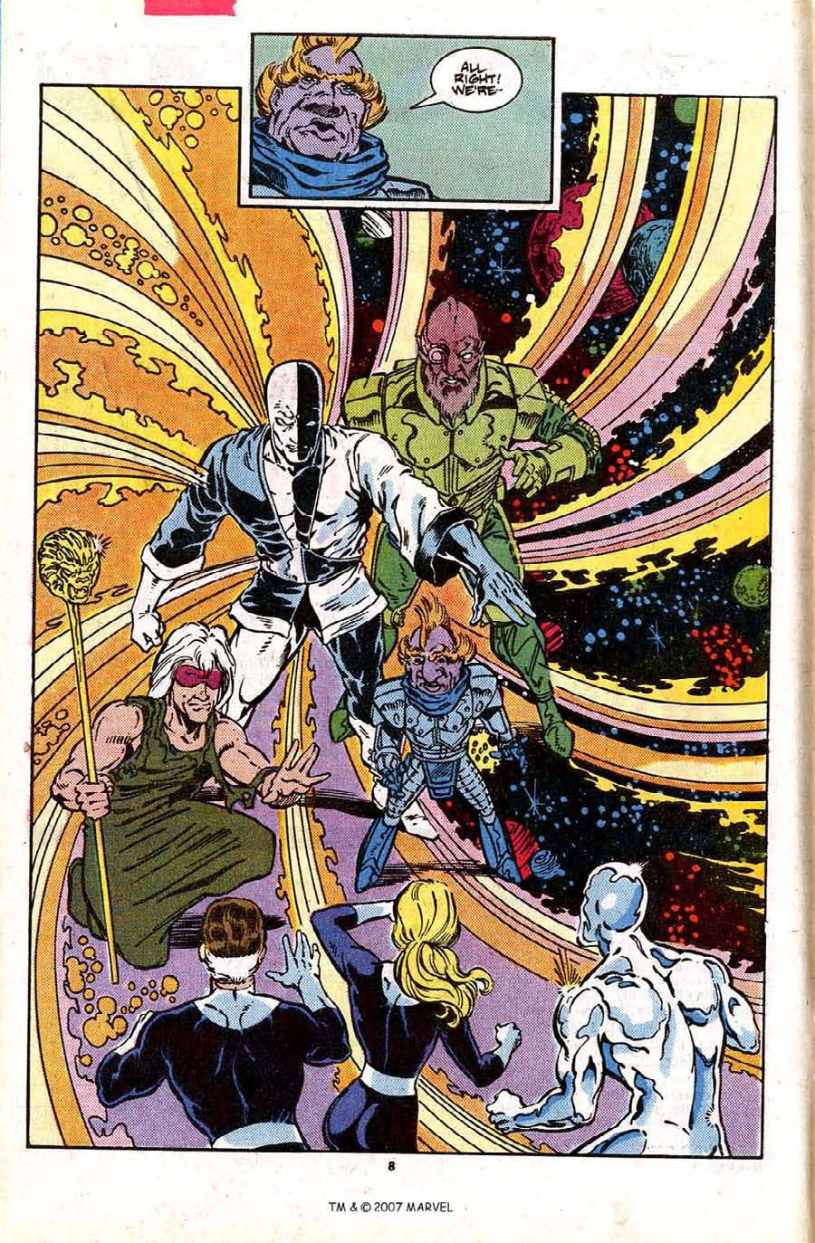 Read online Silver Surfer (1987) comic -  Issue #17 - 10