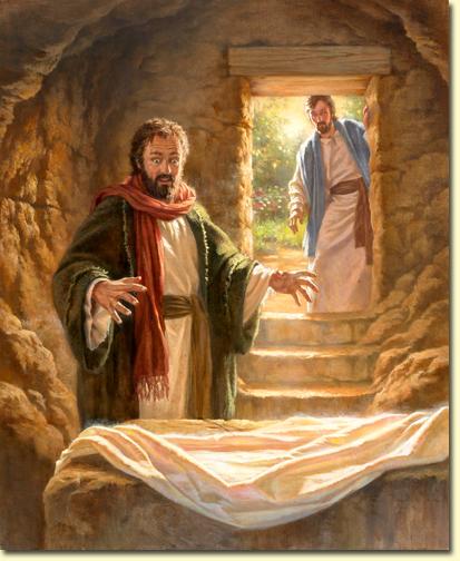21 April 2019 - Hari Minggu Paska (The Resurrection of the Lord)