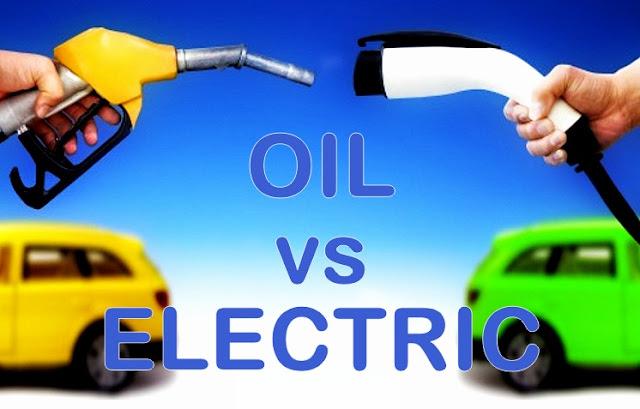 Kereta Enjin Petrol dan Diesel Bakal Berakhir
