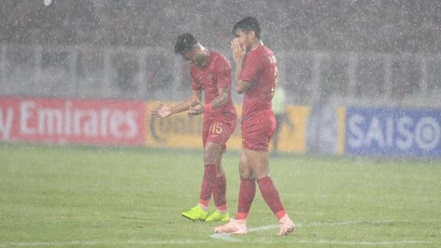 Belum Rezekinya Indonesia ke Piala Dunia U-20