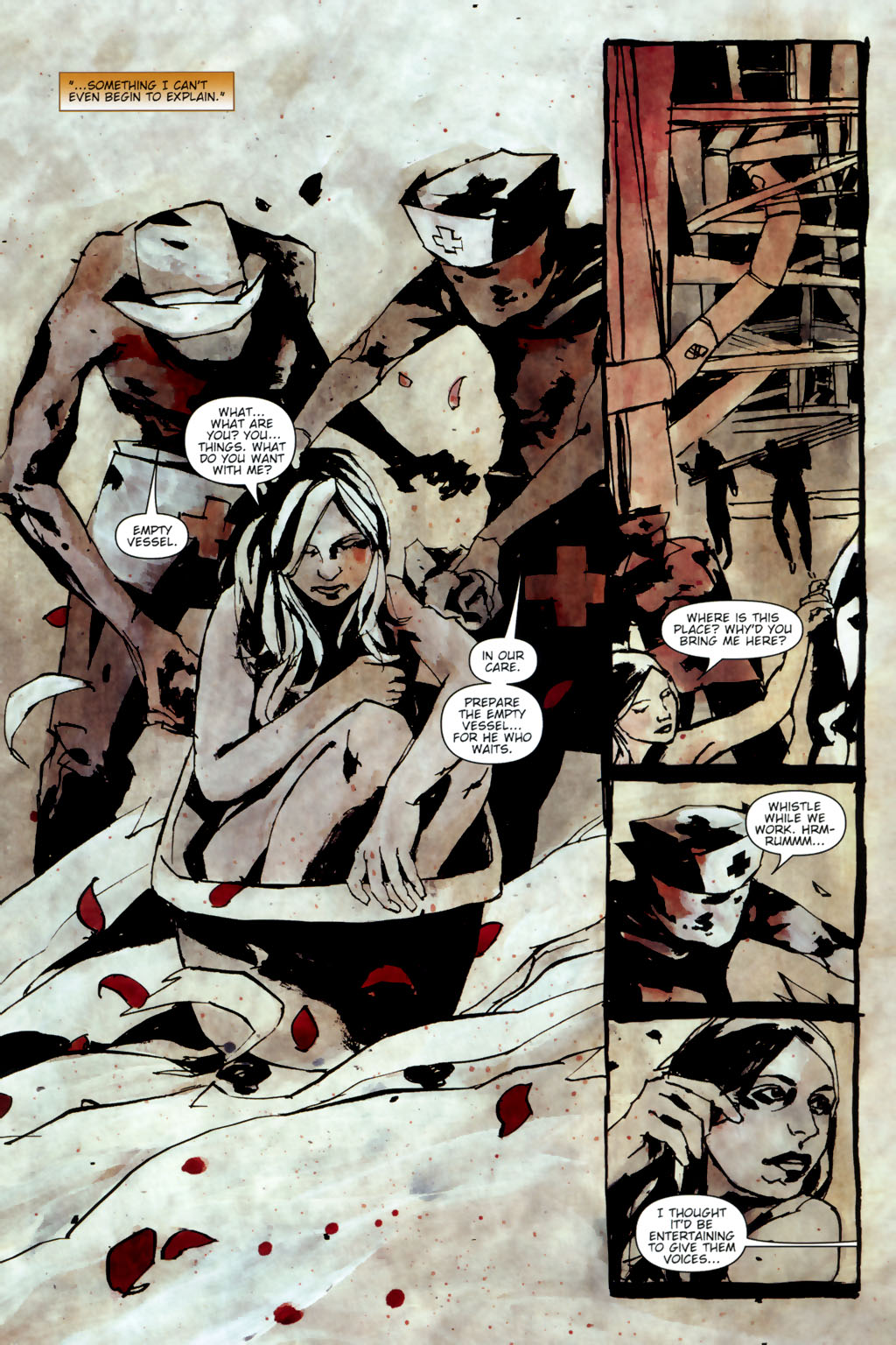 Read online Silent Hill: Dead/Alive comic -  Issue #3 - 9