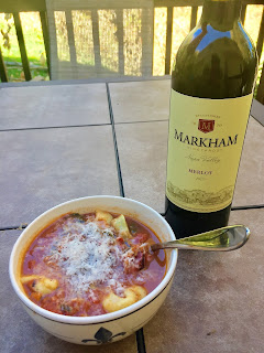 2015 Markham Vineyards Merlot