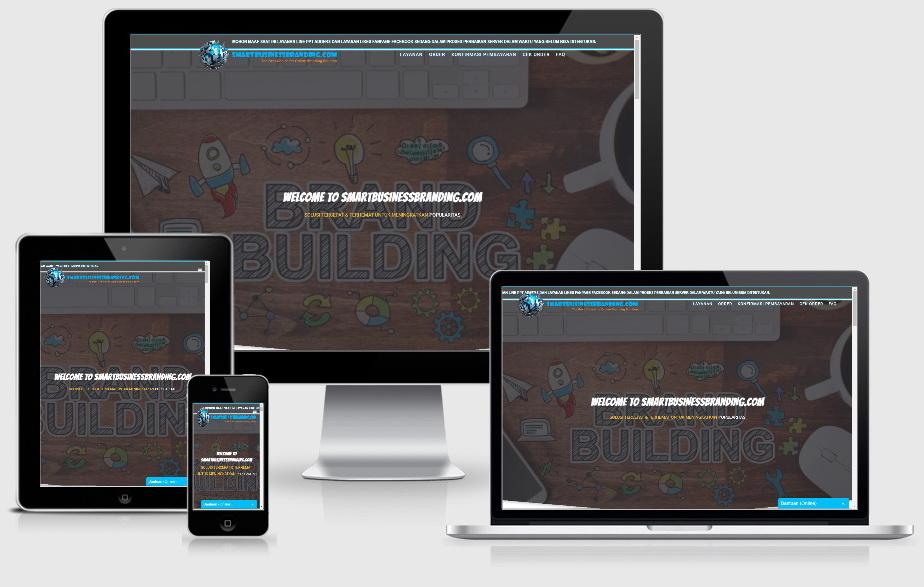 Website SmartBusinessBranding.com