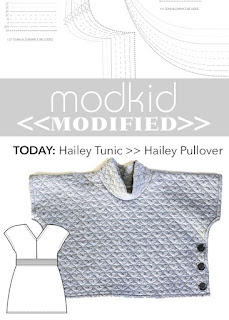 Modkid Hailey as a Pullover