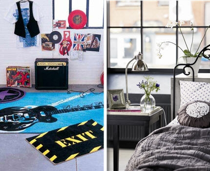 pin chambre ado garcon moderne design urbain gris rouge 82jpg fruski picture to pin on pinterest. Black Bedroom Furniture Sets. Home Design Ideas