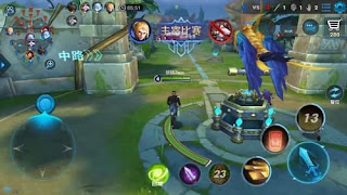 Endless Hegemony Apk Data Obb - 3D MOBA Android Game Download