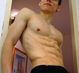 Hot naked swedish babe