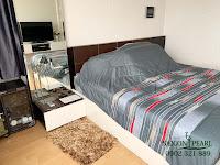 Sapphire 2 SGP cho thuê căn hộ 2 phòng ngủ - giường tại phòng ngủ lớn