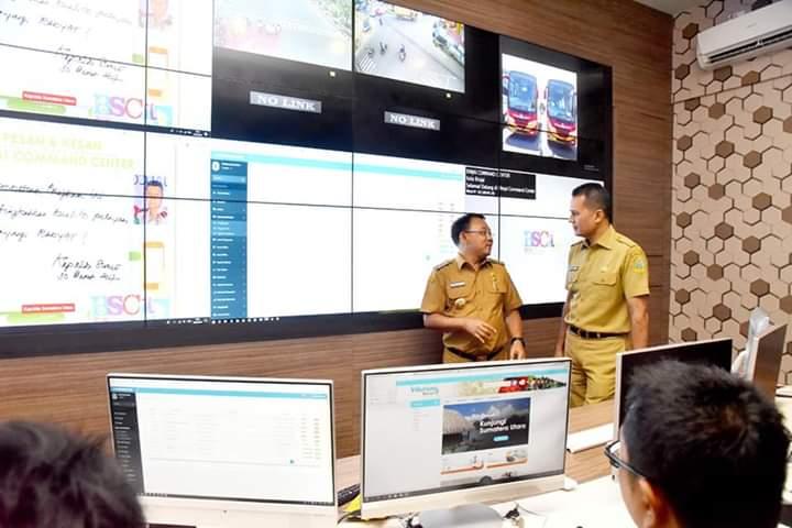Binjai Command Center