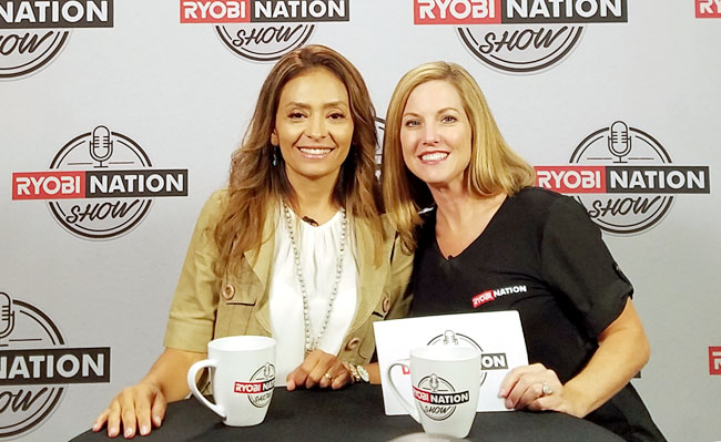 Ryobi Nation interview during Haven 17 in Atlanta by Stephanie Thomas