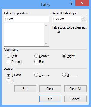 Cara Membuat Halaman Daftar Isi Lebih Rapi di Microsoft Word