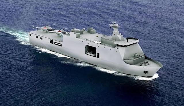 Keren Gila! Jokowi Ekspor Kapal Perang Pertama ke Filipina