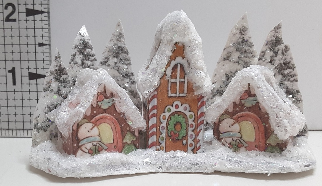 DBK - Gingerbread Village