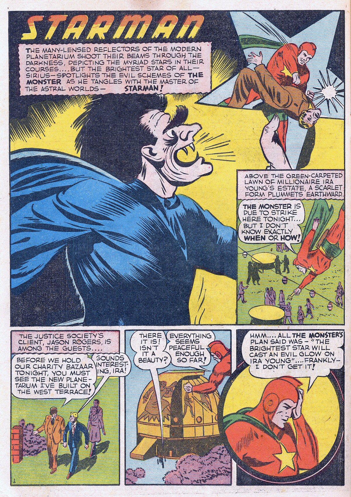 Read online All-Star Comics comic -  Issue #20 - 37