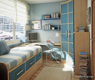 Children's Room Designs For Small Spaces 7