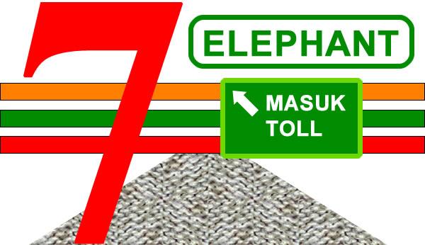 Infrastruktur Jokowi bernasib seperti Seven Eleven ?