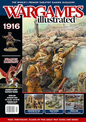 Wargames Illustrated 339, January 2016