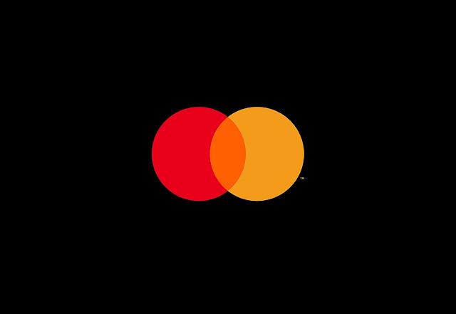 MasterCard new logo reverse