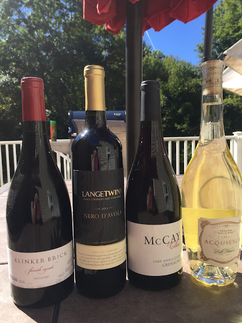 Wines of Lodi California