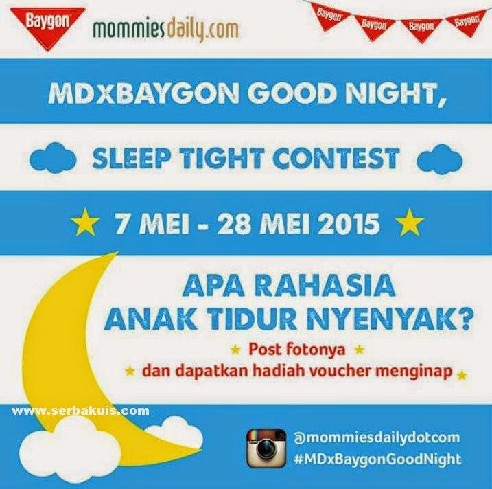 Sleep Tight Contest Berhadiah Voucher Hotel Sheraton