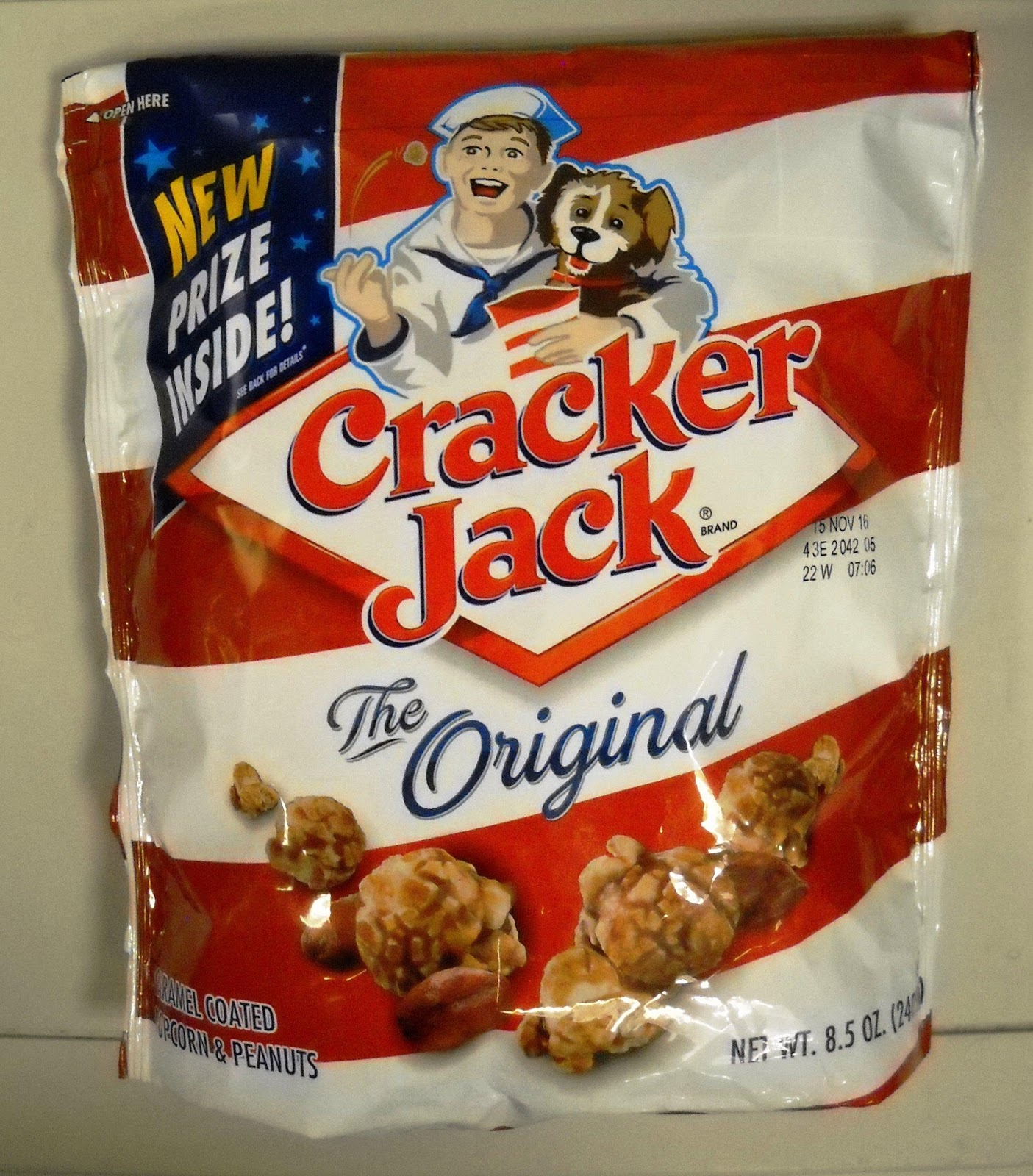 frito-lay cracker jack essay Critical thinking as level ocr revision · frito-lay cracker jack essay · writing an analytical essay introduction · good thesis for v for vendetta · old question papers of punjab university · essay of family violence · essay writersnet · gmat essay score average · dissertation proposal for mba finance · which of the following is not.
