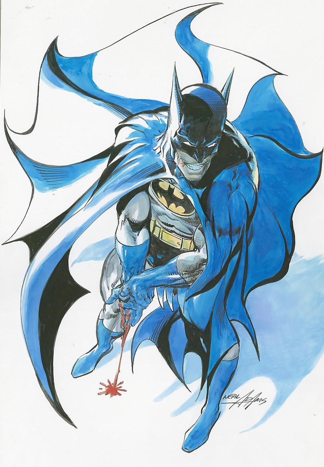 Cap'n's Comics: Neal Adams Trio