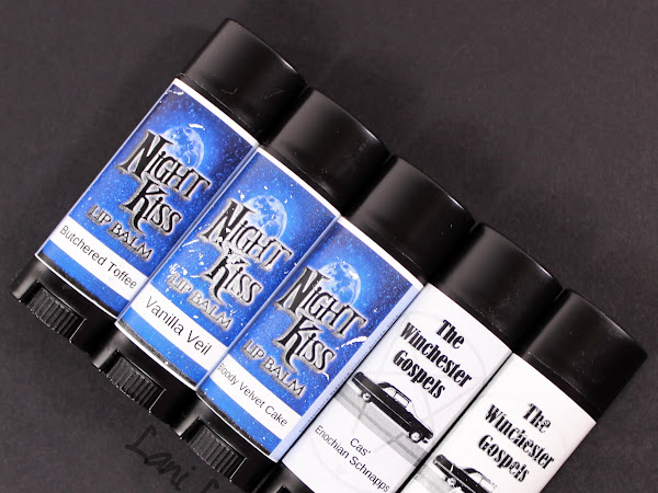 Notoriously Morbid Night Kiss Lip Balms Review