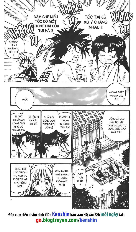 Rurouni Kenshin chap 31 trang 4
