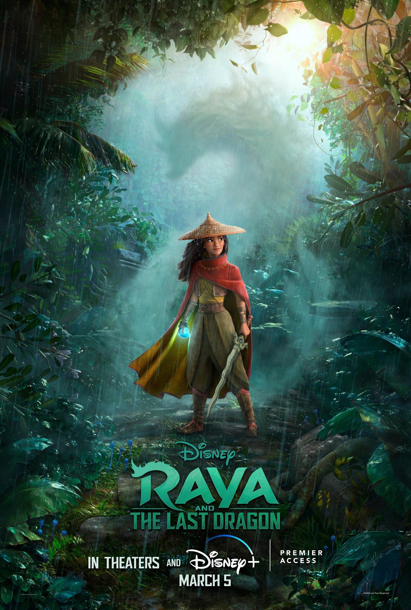 Raya Và Rồng Thần Cuối Cùng - Raya and the Last Dragon (2021)