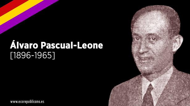 Álvaro Pascual-Leone Forner [1896 - 1965]