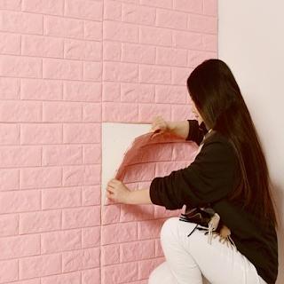 Bán xốp dán tường
