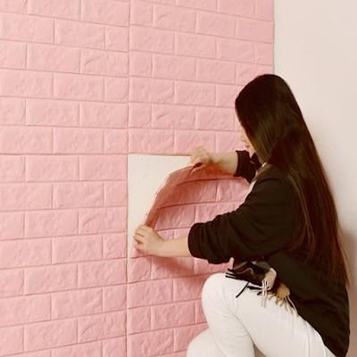 Xốp dán tường chống nóng
