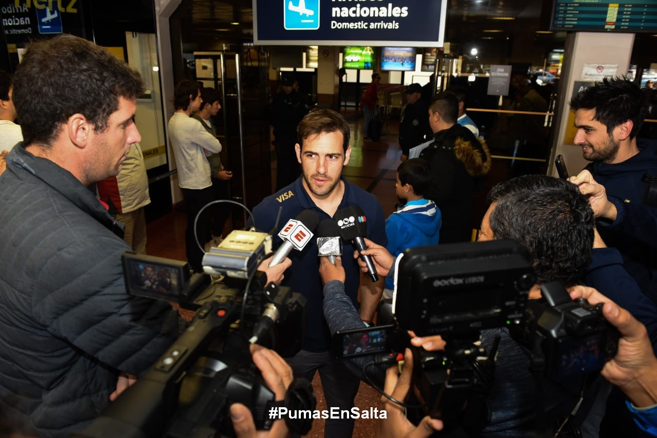 Nicolás Sánchez, llegada de Los Pumas a Salta