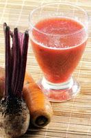 jus buah bit apel wortel untuk ibu hamil