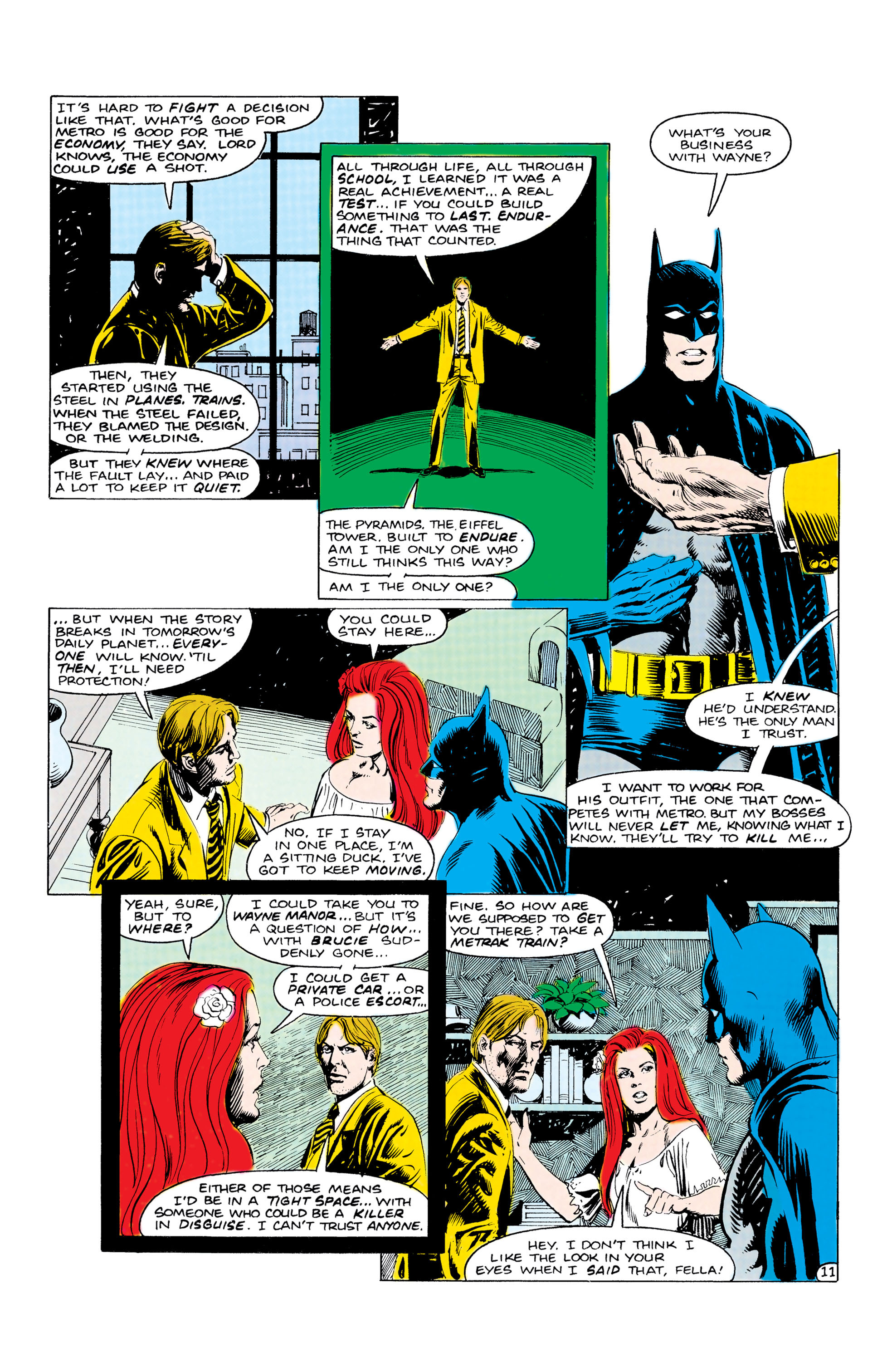 Read online World's Finest Comics comic -  Issue #314 - 12