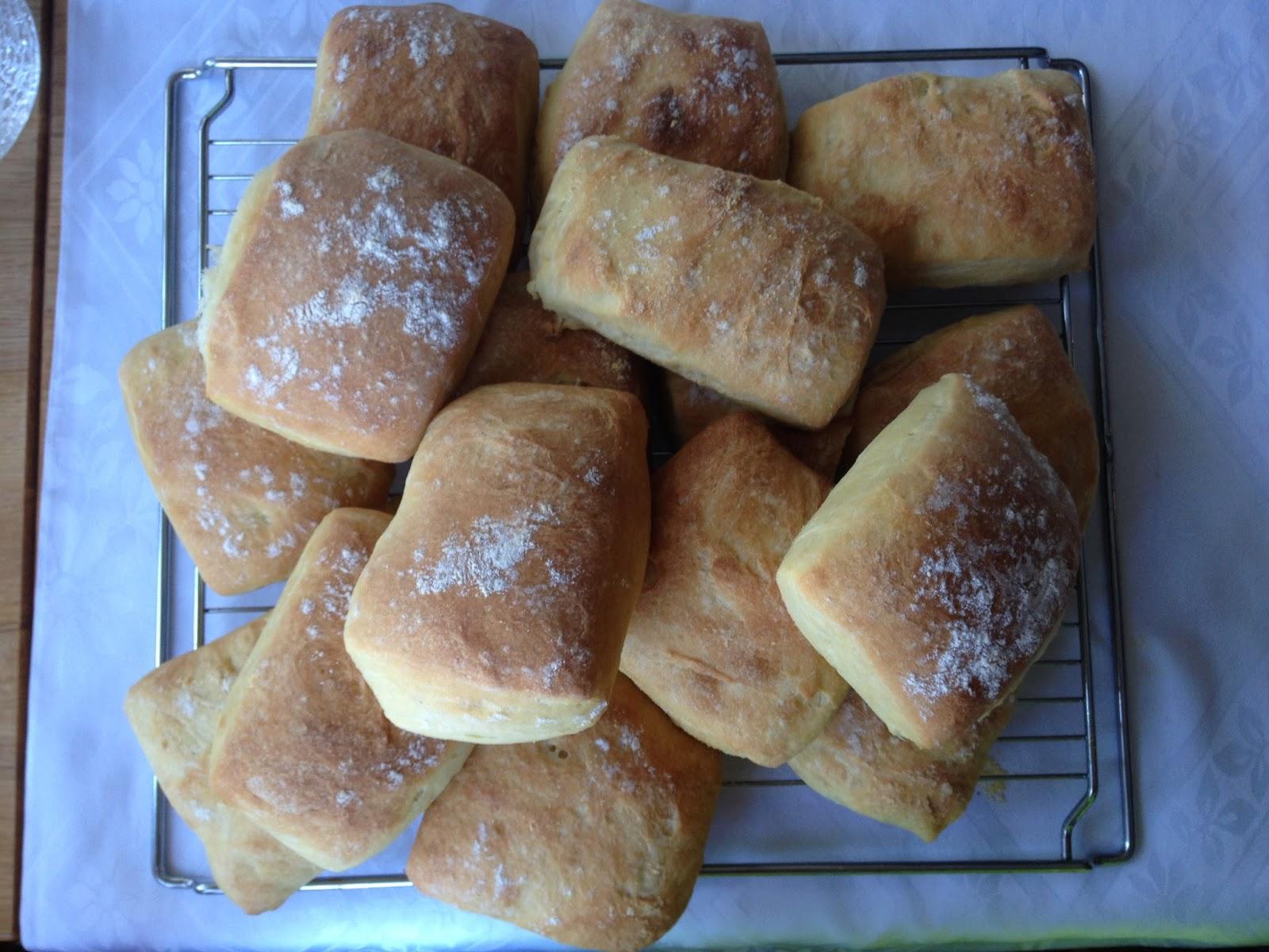 bröd utan bakpulver