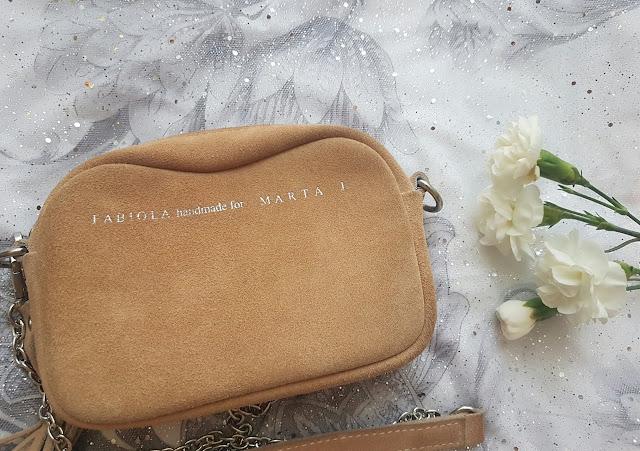 Personalizowana torebka od Fabiola