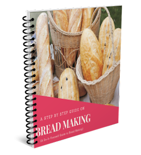 Opportunity to learn everything about bread making and other small chops pastries