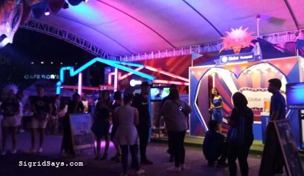 Globe MassKara - MassKara Festival - Bacolod City - Bacolod blogger - music - Globe Telecom