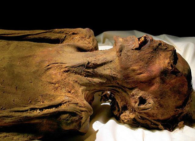 mumi mengerikan dan menyeramkan di dunia