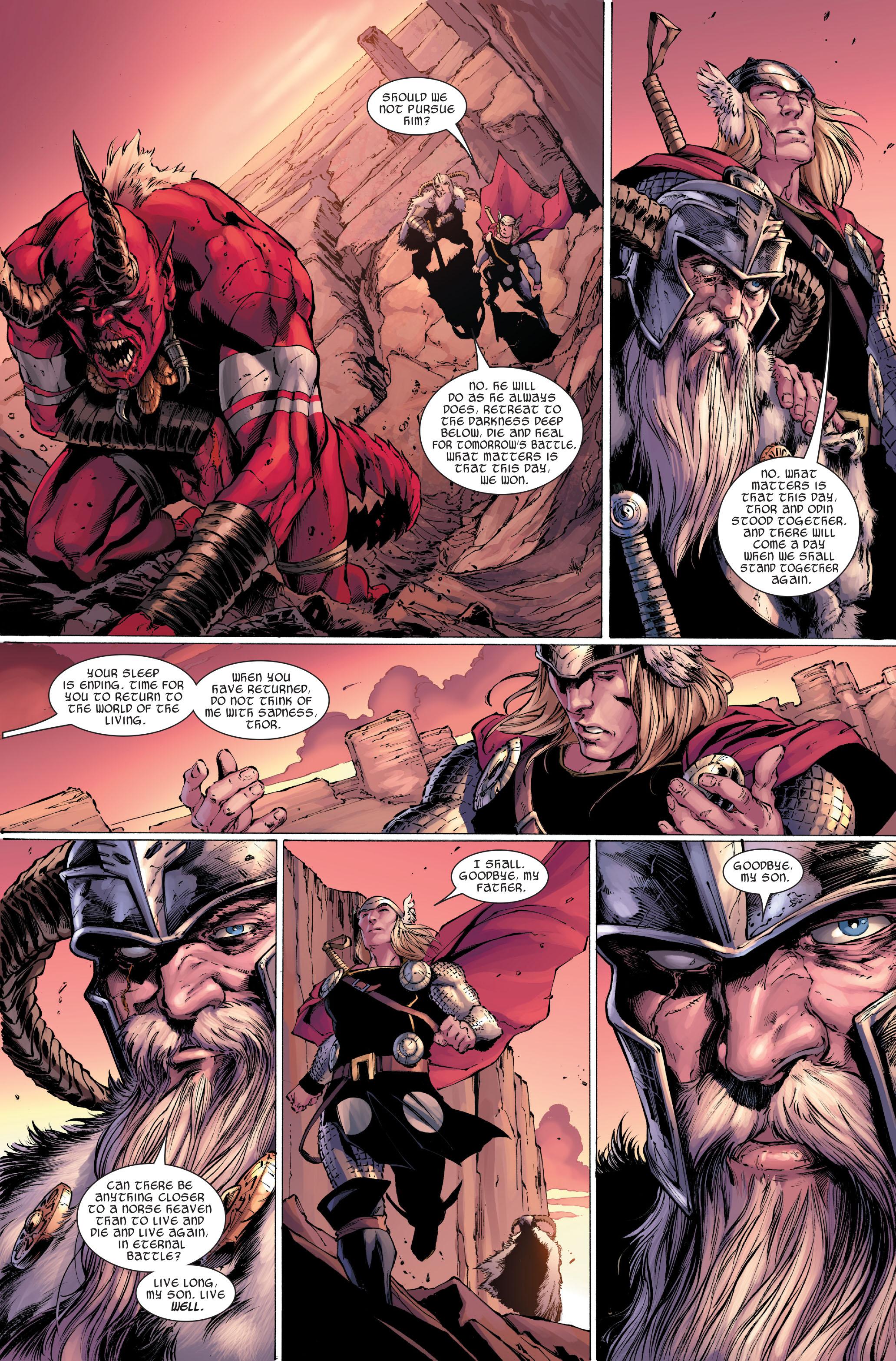 Thor (2007) Issue #8 #8 - English 21